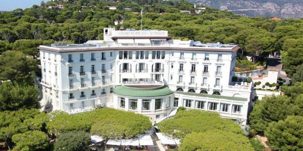 Grand-Hotel du Cap-Ferrat so storočnou tradíciou