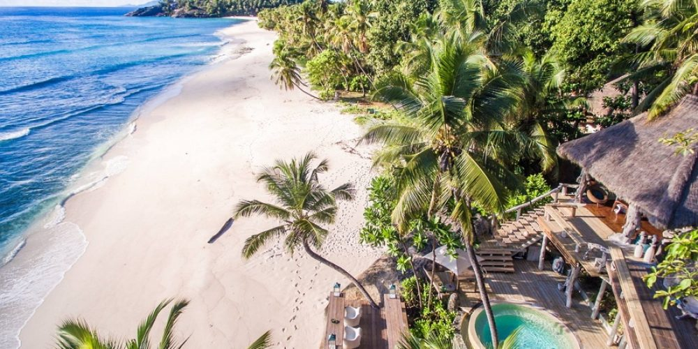 North Island na Seychelách môžete nazvať aj rajom na Zemi