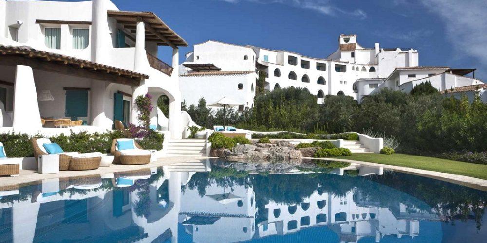 Hotel Romazzino – kúzelný raj na Smaragdovom pobreží
